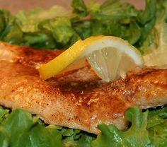 Baked Flounder Recipe with Lemon Juice | AmazingSeafoodRecipes