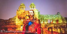 Ishq-e-Dilli - A light and sound interpretation of the allure of Delhi City