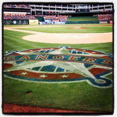 Rangers throwback to 1994. Same year Rangers Ballpark in Arlington opened.