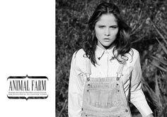 Animal Farm   a fashion friend  http://www.afashionfriend.co.za/issue/aff-issue-18/animal-farm#