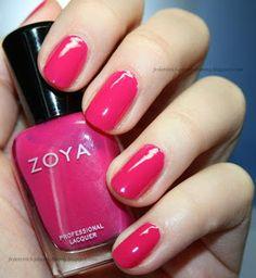 Ready for Summer: Sommerlacke Zoya Nail Polish, Summer Nails, Nail Polishes, Summer Nail Art, Summery Nails