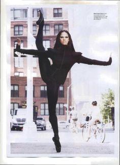 Misty Copeland - Ballet, балет, Ballerina, Балерина, Dancer, Danse, Танцуйте, Dancing