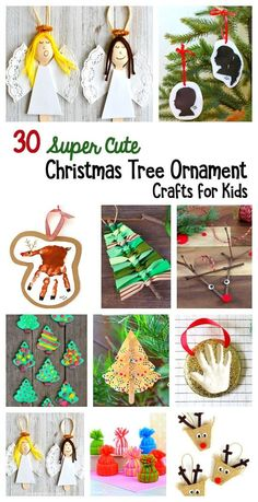 497 Best Diy Christmas Ornaments For Kids Images On Pinterest In 2018 Activities Crafts And Decor