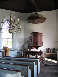 """Old Dutch Church - Tarrytown. A 17th-century stone church in Sleepy Hollow, New York. It and its churchyard feature prominently in Washington Irving's """"The Legend of Sleepy Hollow"""". The churchyard is often confused with the contiguous but separate Sleepy Hollow Cemetery."""