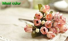 Aliexpress.com : Buy HOT High artificial QQ rose flower silk Autumn Series 23cm long 4 colors home living room party shop decoration free shipping from Reliable plastic flower suppliers on Lore 's Decoration Flowers Store. $33.99
