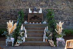 Ceremony for a moder