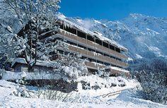 VCH-Hotel Jungfraublick, Wengen, Lauberhorn-Rennen, Berner Oberland, Schweiz / Switzerland. www.vch.ch/jungfraublick/.