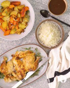 Recovery Food, Diwali Food, Chicken Dumplings, Chicken Skillet Recipes, Romantic Dinner Recipes, South African Recipes, Sunday Roast, Roast Chicken, Suzy