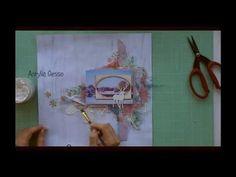 Kaisercraft - Start to finish layout tutorial - YouTube