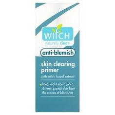 Witch Anti Blemish Skin Clearing Primer 30g by Lornamead. $13.00