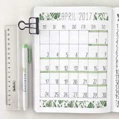 15 Monthly Bullet Journal Spread Ideas That Are Crazy Creative - - Get inspiration for your bullet journal. Monthly bullet journal spread ideas that you need to see! Get inspired, creative and productive this month. Bullet Journal Monthly Log, Bullet Journal Ideas Pages, Bullet Journal Spread, Bullet Journal Inspo, Journal Pages, Bullet Journal Washi Tape, Journal Art, Bullet Journal Calendar Ideas, Bullet Journal Goals Layout