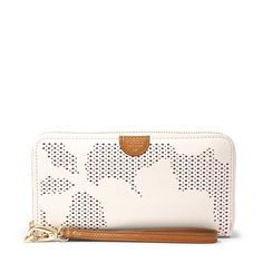 Damen Geldbörse - Sydney Large Zip Clutch