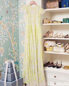wallpaper/ built ins @covetlounge #covetlounge