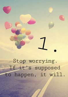 but to stop worrying is hard to do Inspirational Thoughts, Positive Thoughts, Positive Vibes, Positive Quotes, Great Quotes, Quotes To Live By, Me Quotes, Motivational Quotes, Qoutes
