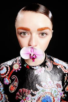 Maisie Williams for Evening Standard Photoshoot by Jenny Brough (August 2015)