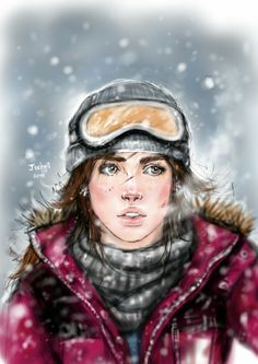 Rise of the Tomb Raider by J3ckyll on DeviantArt