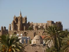 Old Town - Famagusta, Cyprus by hellimli, via Flickr
