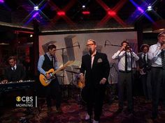 "VIDEO: ♫ ""Half the City,"" by St. Paul and the Broken Bones on ""CBS This Morning Saturday"" ♫"