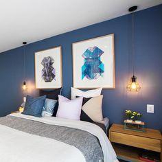 Dean and Shay Room 2 | Guest Bed 1 & Ensuite - #theblockshop #theblock
