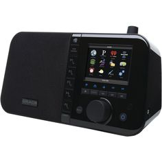 "Grace Digital Audio Wi-fi Internet Radio With 3.5"" Tft Color Screen"