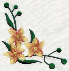Machine Embroidery Designs at Embroidery Library! - Color Change - S2585 3213
