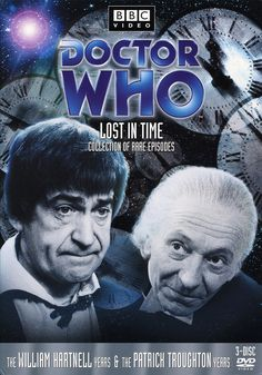 Doctor Who - Lost In Time Collection (includes #14 - The Crusade, #21 - The Daleks' Master Plan, #24 - The Celestial Toymaker, #32 - The Underwater Menace, #33 - The Moonbase, #35 - The Faceless Ones, #36 - The Evil of the Daleks, #38 - The Abominable Snowmen, #40 - The Enemy of the World, #41 - The Web of Fear, #43 - The Wheel in Space, #49 - The Space Pirates)