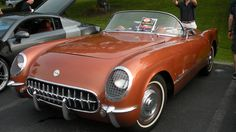 1955 Chevrolet Corvette...Re-pin brought to you by #LowCostInsurance at #HouseofInsurance in #EugeneOregon