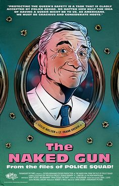 The Naked Gun (art by Christopher King)