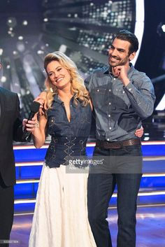 STARS - 'Episodes 2210' - After weeks of stunning competitive dancing, the final three couples advance to the finals of 'Dancing with the Stars,' live, MONDAY, MAY 23 (8:00-9:01 p.m. EDT), on the ABC Television Network. Peta Murgatroyd and Nyle DiMarco