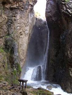 Roshtushe Waterfall, Mavrovo National Park, Republic of Macedonia