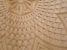 Carvings by Roger Strautman Wood Carving Patterns, Carving Designs, Dremel Carving, Chip Carving, Clay Bowl, Geometry Art, Animal Sculptures, Hand Engraving, Paint Designs