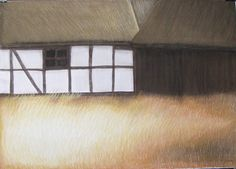 Memory 8-2004, 50x70, soft pastels on paper