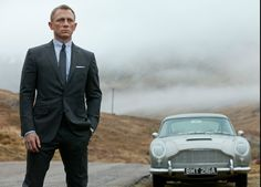 Skyfall - A masterclass in cinematography