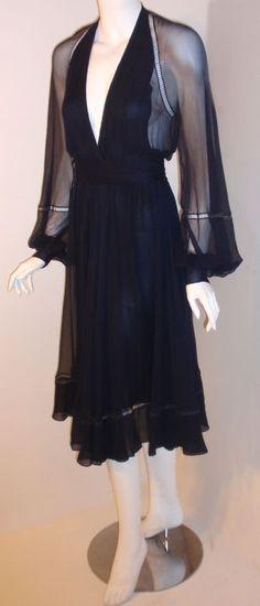 Robe de cocktail christian dior