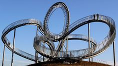 """Walkable rollercoaster  I will eat cotton candy and watch you have """"fun"""".  Really, I am perfectly happy right here."""