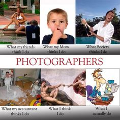 Friday Photography Funnies - lol thought this was funny