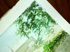 Mil tonos verde