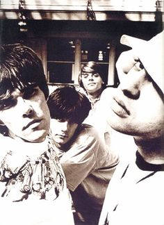 The Stone Roses Damn you stone roses - I wanted to see you at Futures...   Its now a love/hate relationship