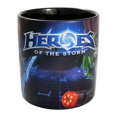 HEROES OF THE STORM OVER-SIZED MUG - Heroes of the Storm - Anniversary Sale