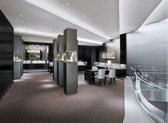 Tiffany & Co. jewellery, Las Vegas store design