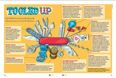 NQTs! Make sure you are tooled up for the new term with our free guide in this week's issue of TES.