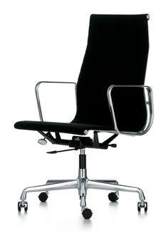 Vitra EA 119 von Charles & Ray Eames, 1958, Bürostuhl, Office Chair - Designermöbel von smow.de