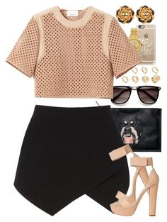 """Untitled #1410"" by power-beauty ❤ liked on Polyvore featuring Givenchy, Casetify, Rolex, ASOS, Chanel, Cameo Rose and 3.1 Phillip Lim"