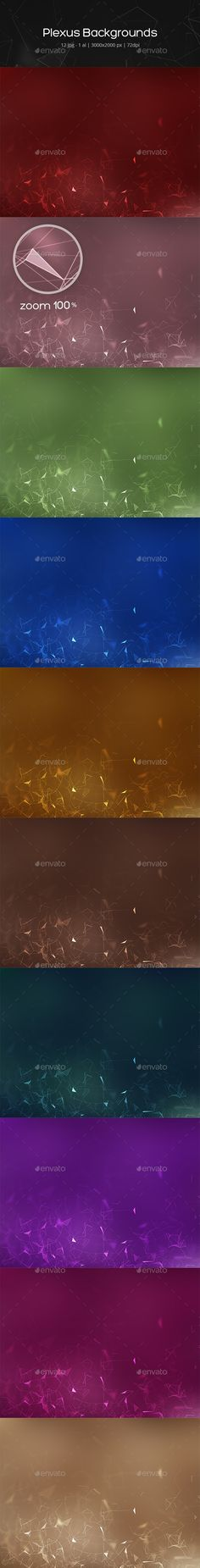 Buy Plexus Backgrounds by ghssalem on GraphicRiver. This pack includes: - 12 (jpg) Plexus Backgrounds. 1 (ai) Vector Plexus effect – white color -. Creative Typography Design, Background Images Wallpapers, Event Flyer Templates, Background S, Plexus Products, Wallpaper S, Abstract Backgrounds, Painting, Fonts