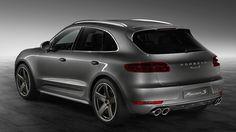 Porsche voorziet Cayman S en Macan S van grijs maatpak