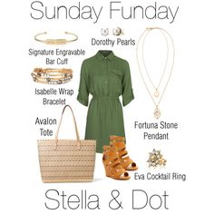 Sunday Funday by caseyeking on Polyvore featuring polyvore, fashion, style, Topshop, Modern Rebel and Stella & Dot