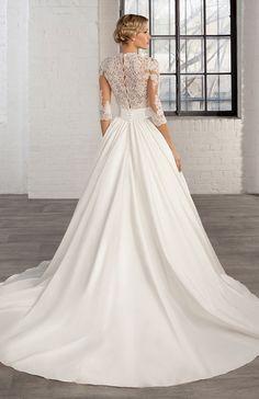 Robe de mariée Cosmobella 2016 Modèle