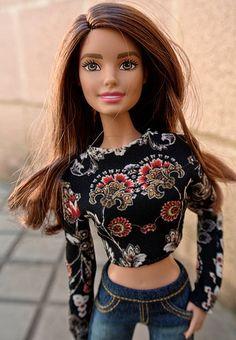 Barbie Style, Barbie Model, Doll Clothes Barbie, Barbie Dress, Vintage Barbie Dolls, Barbie Life, Barbie World, Barbie Tumblr, Barbie Diorama