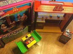Vintage BARBIE LOVES MCDONALDS PLAYSET 1982 Restaurant With Accessories - Mattel  | eBay Mcdonald's Restaurant, Vintage Barbie, Mcdonalds, Arcade Games, Jukebox, Ebay, Accessories, Jewelry Accessories