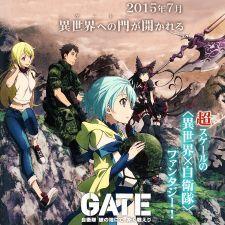 Phim Gate: Jieitai Kanochi nite, Kaku Tatakaeri